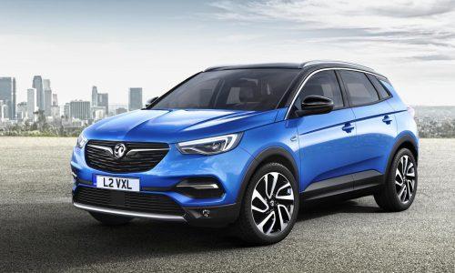 Vauxhall Grandland X revealed as GM's new mid-size SUV