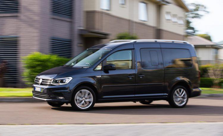 2015 Volkswagen Caddy Maxi Crewvan
