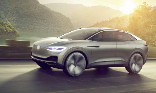 Volkswagen I.D. Crozz concept previews 2020 SUV