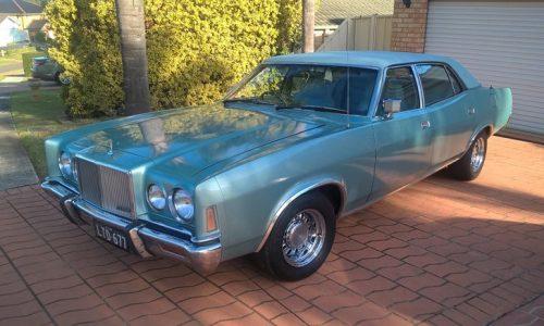 For Sale: Original 1977 Ford P6 LTD