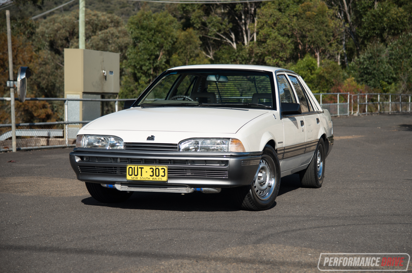 1986 Holden Vl Commodore Turbo 0 100km H Amp Engine Sound