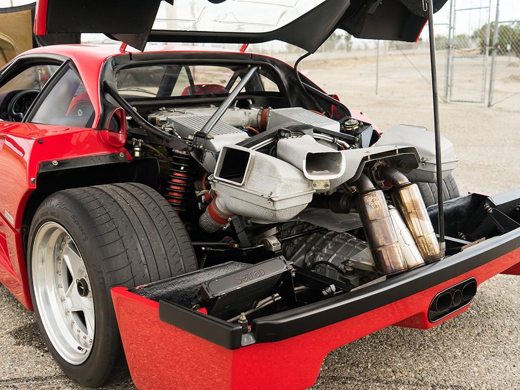 Ferrari F40 For Sale >> For Sale: 1992 Ferrari F40 with Tubi exhaust ...
