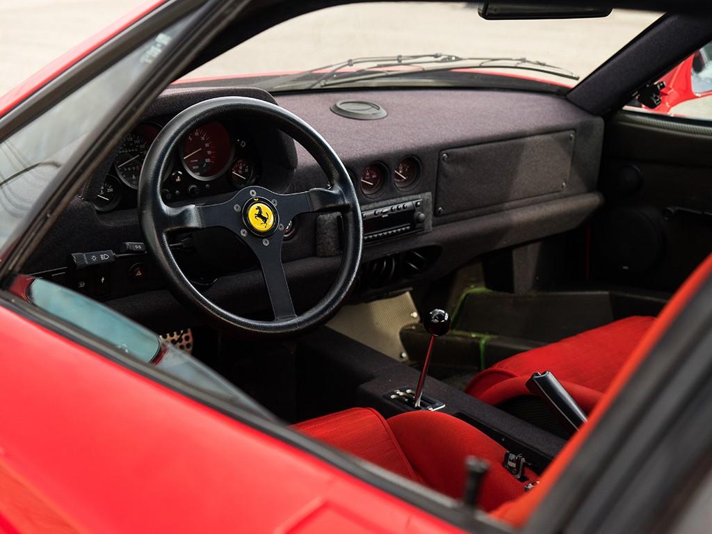 BMW M4 Cs >> For Sale: 1992 Ferrari F40 with Tubi exhaust ...