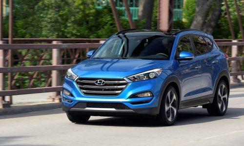 Hyundai Tucson N performance SUV under consideration