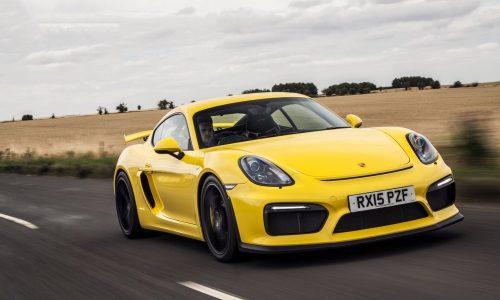Next Porsche Cayman GT4 to retain six-cylinder layout – report