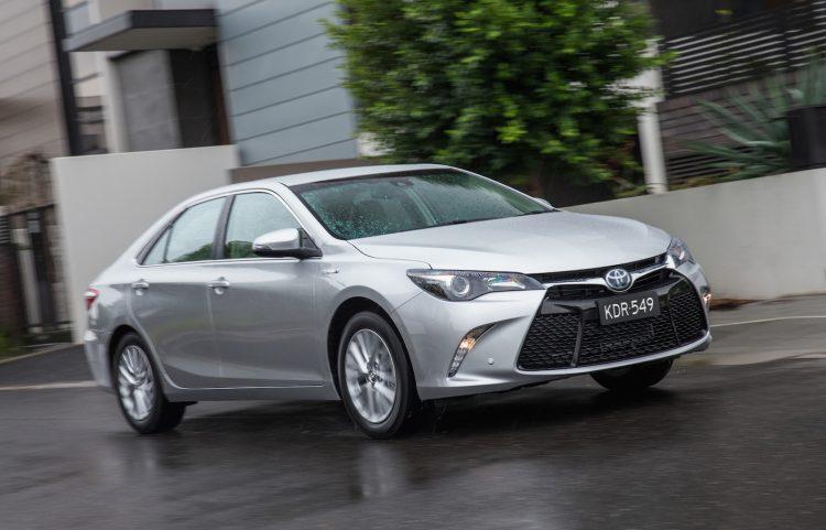2015 Toyota Camry Atara SL hybrid