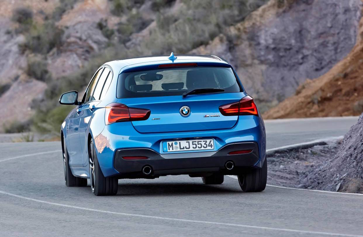 BMW Software Update >> 2017 BMW 1 Series update announced, last RWD before FWD ...