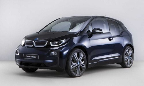 BMW i3 Carbon Edition announced in Netherlands