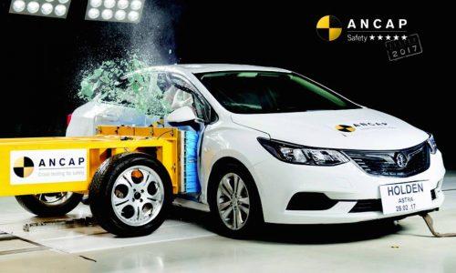 New Subaru XV, Holden Astra sedan get 5-star ANCAP rating