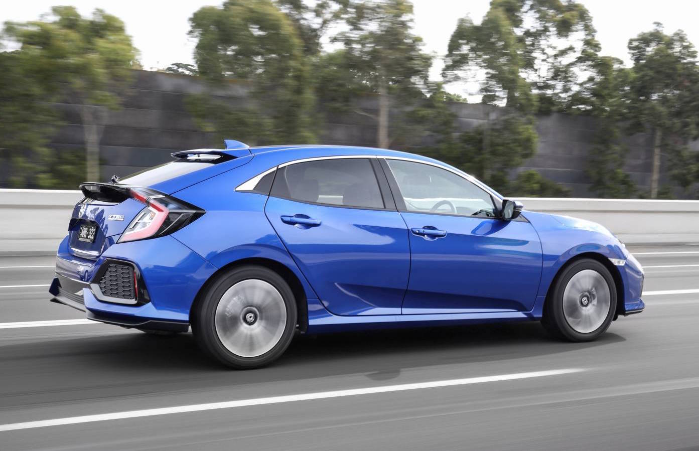 2017 Honda Civic hatch now on sale in Australia | PerformanceDrive