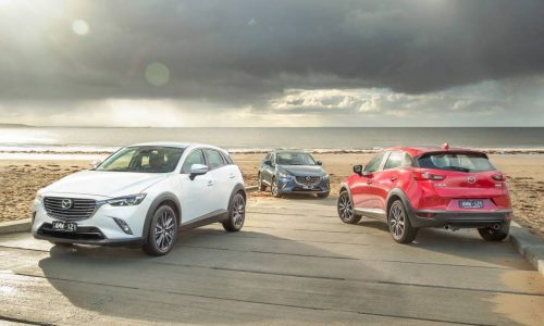 2017 Mazda CX-3 update now on sale in Australia from $20,490