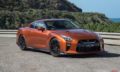 2017 Nissan GT-R review (video)