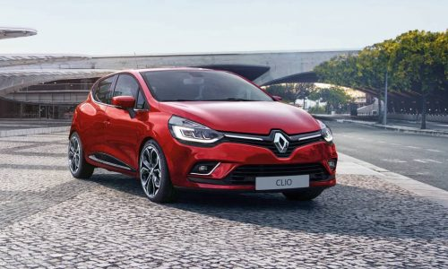 2017 Renault Clio update on sale in Australia from $15,990