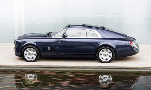 Rolls-Royce Sweptail debuts at Concorso d'Eleganza