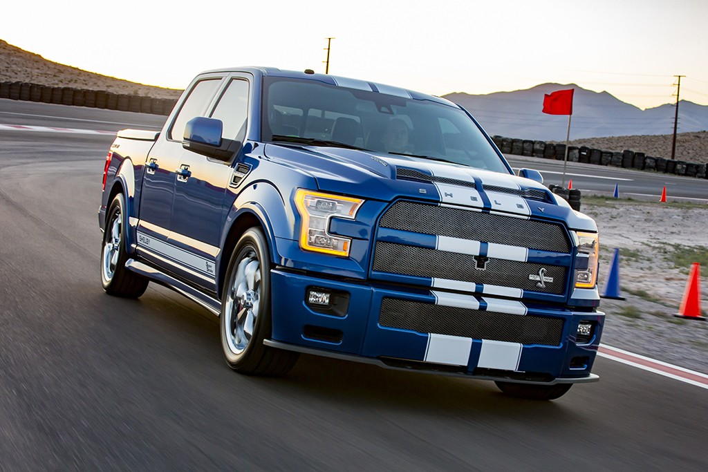 Ford F 150 Shelby >> 2017 Shelby F-150 Super Snake announced | PerformanceDrive
