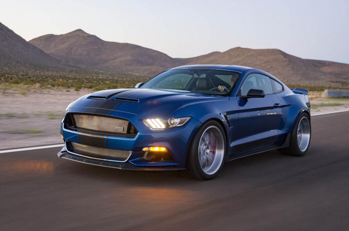2017 Shelby F-150 Super Snake announced | PerformanceDrive