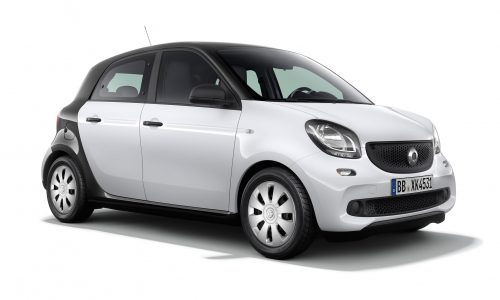 New Smart Fortwo & Forfour Pure editions announced in UK