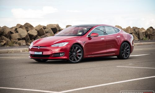 2017 Tesla Model S P100D POV review – first impressions (video)