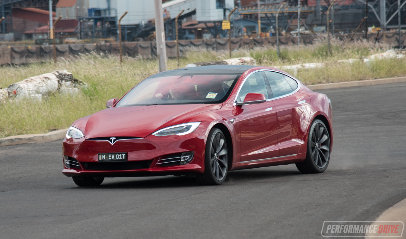 Tesla model s au