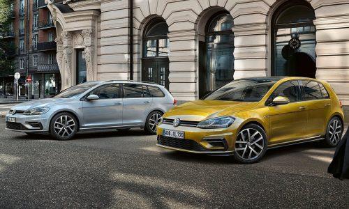 2017 Volkswagen Golf Mk7.5 Australian prices & features announced