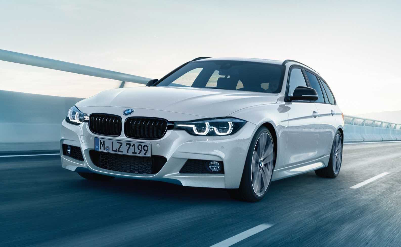 bmw 3 series edition sport  u0026 luxury announced with 2018 update