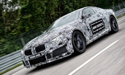 New BMW M8 confirmed, with M8 GTE Le Mans revival