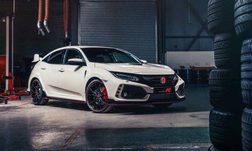 2018 Honda Civic Type R now available to order in Australia