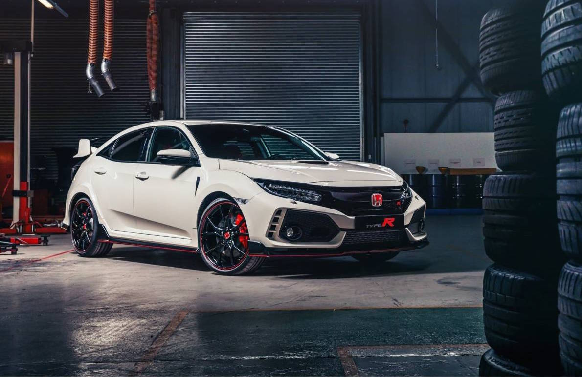 2018 Honda Civic Type R Now Available To Order In Australia Performancedrive