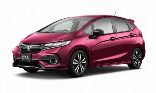 2017 Honda Fit / Jazz revealed in leaked images