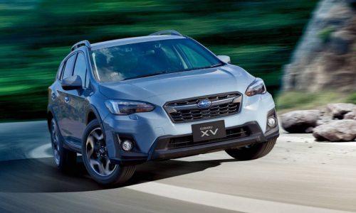 2018 Subaru XV on sale in Australia in June, from $27,990