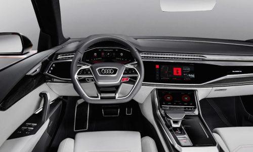 Audi showcases Android interior concept at Google I/O