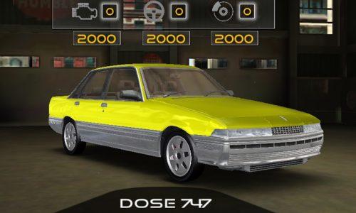 New smartphone game includes Aussie classics; VL Calais Turbo, HSV GTSR W1