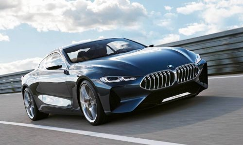 BMW Concept 8 Series officially revealed, production confirmed