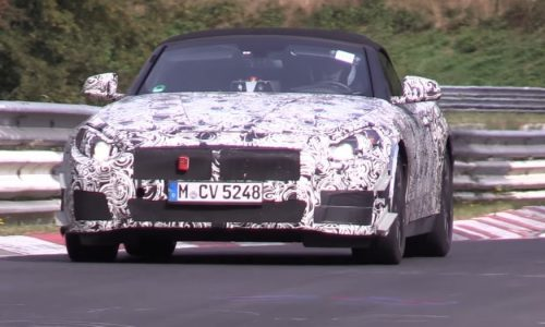 BMW Z4 to retain name, not Z5, concept in August – report