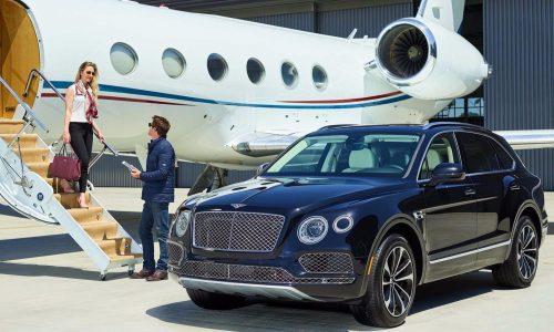 Bentley announces on demand car rental via new Network concierge