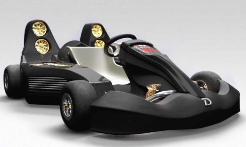 Insane Daymak C5 Blast electric go-kart does 0-100km/h in 1.5 seconds (videos)