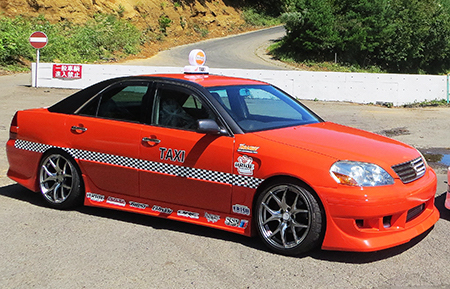 Awesome Drift Taxi service available at Ebisu Circuit in Japan (video)