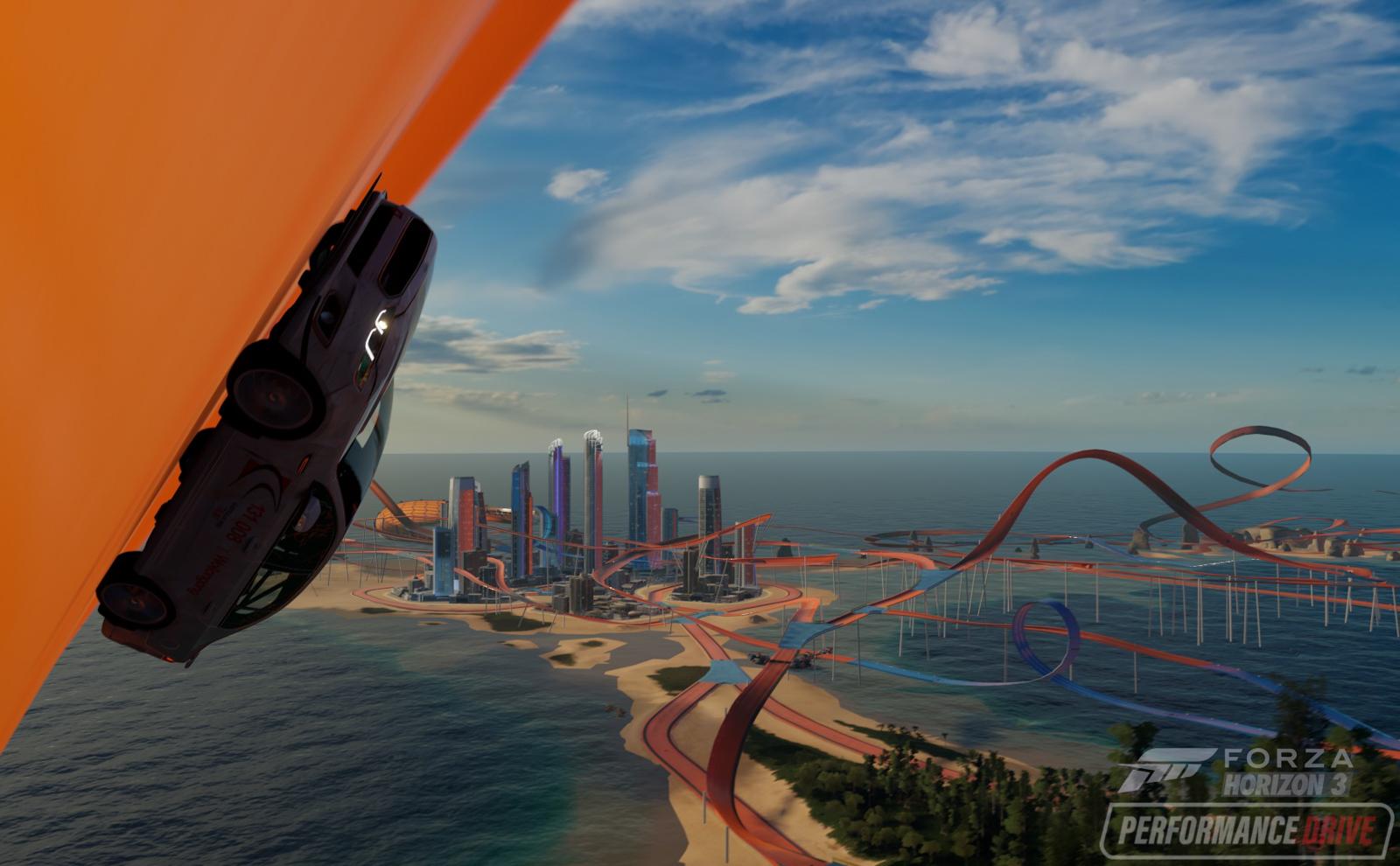 Car Simulator Games >> Forza Horizon 3 Hot Wheels expansion pack review   PerformanceDrive