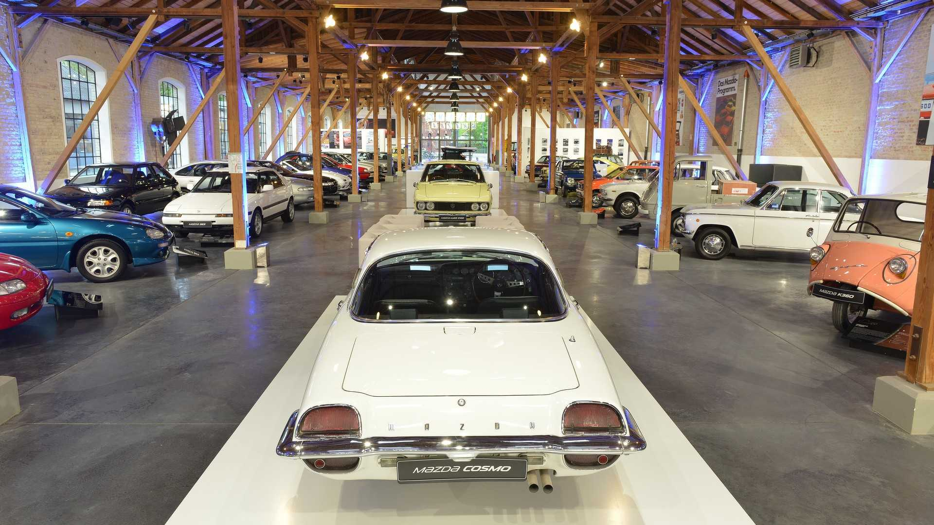 Mazda Classic Car Museum Opens In Germany First Outside