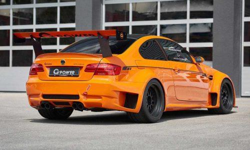 G-Power announces E92 BMW M3 GT2 S Hurricane (video)