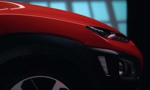 Hyundai Kona getting company-first head-up display (video)