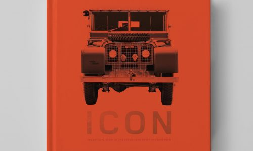 Icon: The definitive book of Land Rover Defender, coming soon