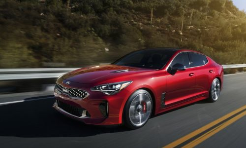 Kia working on ever faster Stinger – report