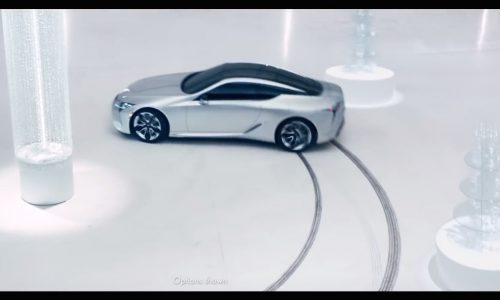 Lexus 'shatters expectations' in nailbiting ad (video)