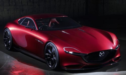 Mazda confirms new rotary coming for 50th anniversary?