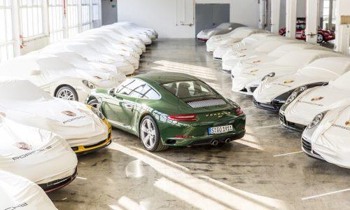 Porsche 911 production hits 1 million milestone