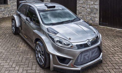 Proton planning WRC return in 2018 with Iriz R5