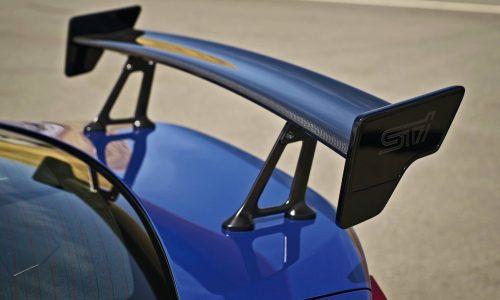 Subaru BRZ STI teased, finally a performance model?
