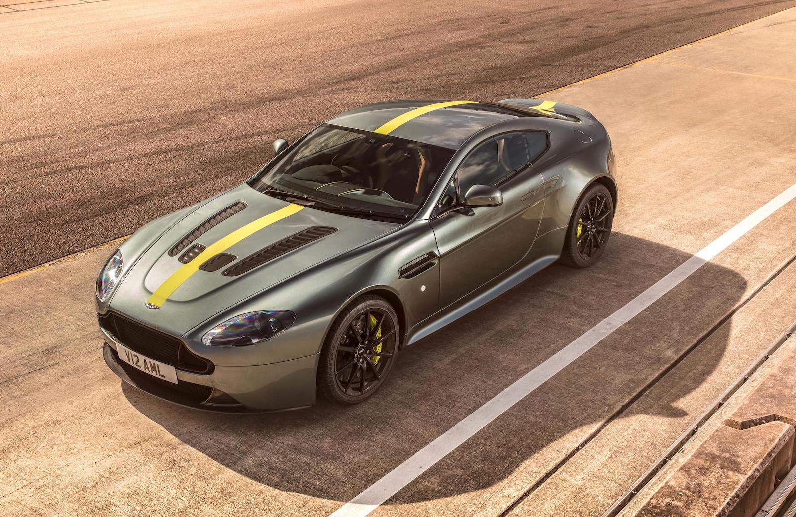 Aston Martin Vantage Amr Is Last Hurrah For Current Gen