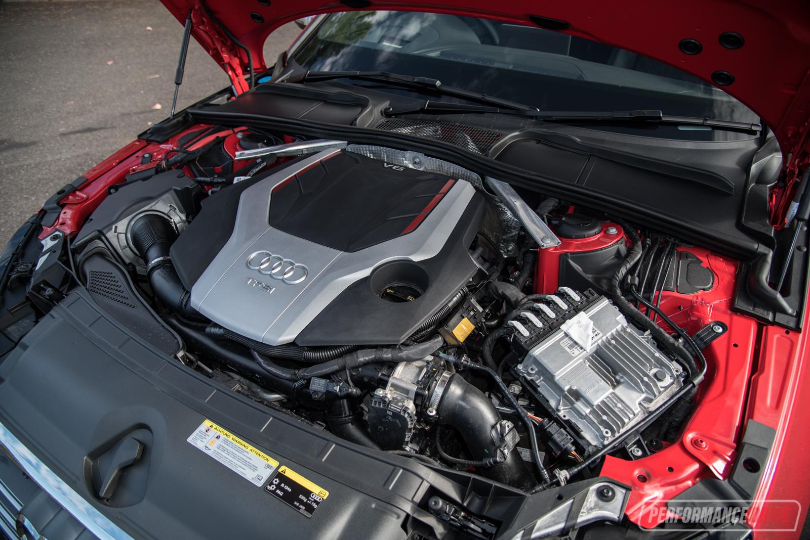 Audi S Sedan Review Video PerformanceDrive - Audi s4 horsepower